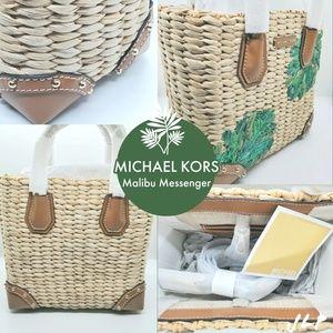 MICHAEL KORS Malibu Messenger/Crossbody